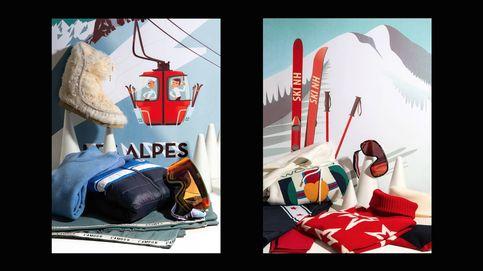 Lujo fuera de pista: cuatros looks perfectos para un fin de semana de esquí