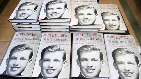 El género literario más lucrativo de EEUU: hincar el colmillo en Donald Trump