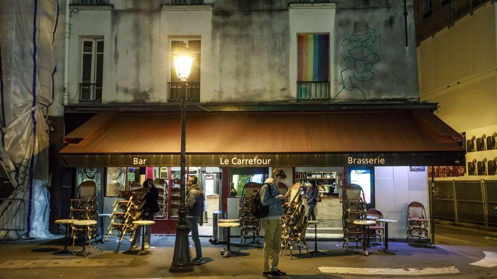 Foto: Un bar en Francia. (EPA)