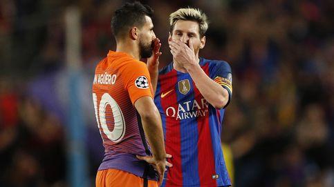 ¿Vos cómo te llamás?, le preguntó Agüero a Messi y ahí empezó su amistad