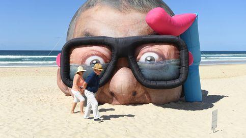 Swell Sculpture Festival en Currumbin Beach