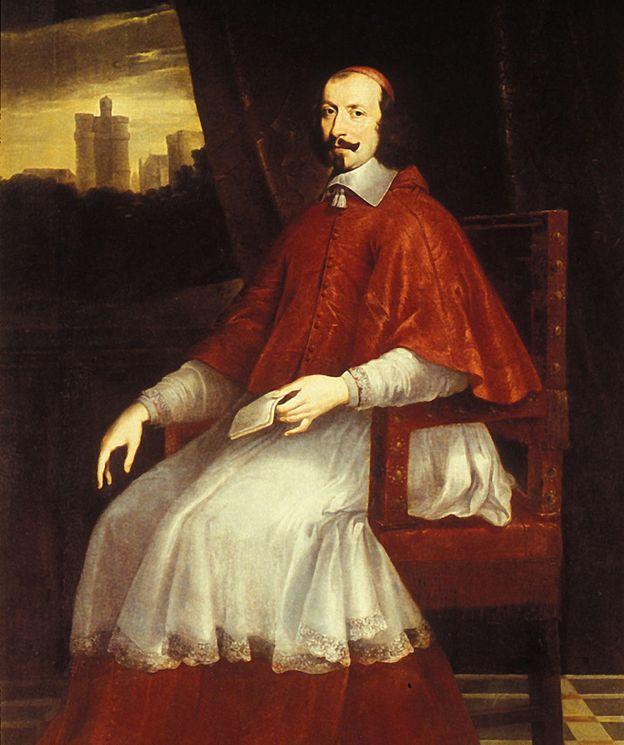 Foto: El banquero napolitano Lorenzo de Tonti diseñó las tontinas para facilitar al cardenal Mazarino (en la imagen) la obtención de préstamos en el siglo XVII.