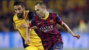 Leo Messi será el número uno, pero Iniesta es el guardián de la llave de los sueños