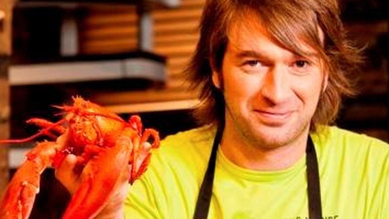 El chef Julius Bienert (Twitter)