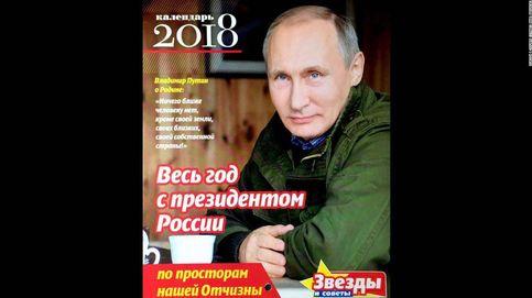 El calendario de Putin 2018