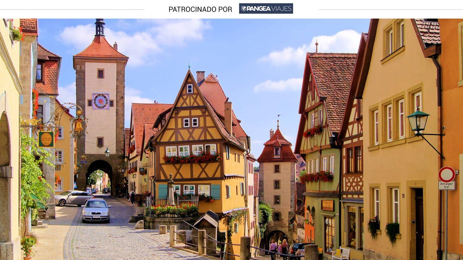 Foto: Rotemburgo, Alemania. (iStock)