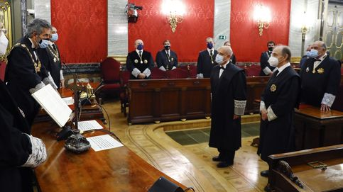 El CGPJ convoca dos nuevas plazas para el Supremo en plena pugna con el Gobierno