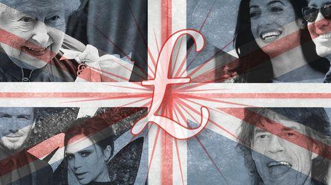 La reina Isabel II, los Beckham y George Clooney: estos son los más ricos de Reino Unido