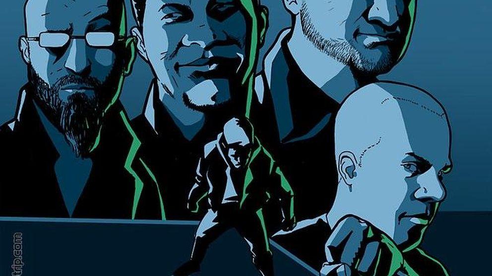 Los mejores 'hackers' del mundo, convertidos en héroes del cómic