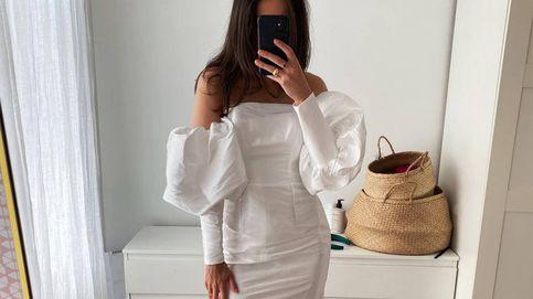 Vestido de Asos y zapatos de Zara: el look nupcial que arrasa en Instagram