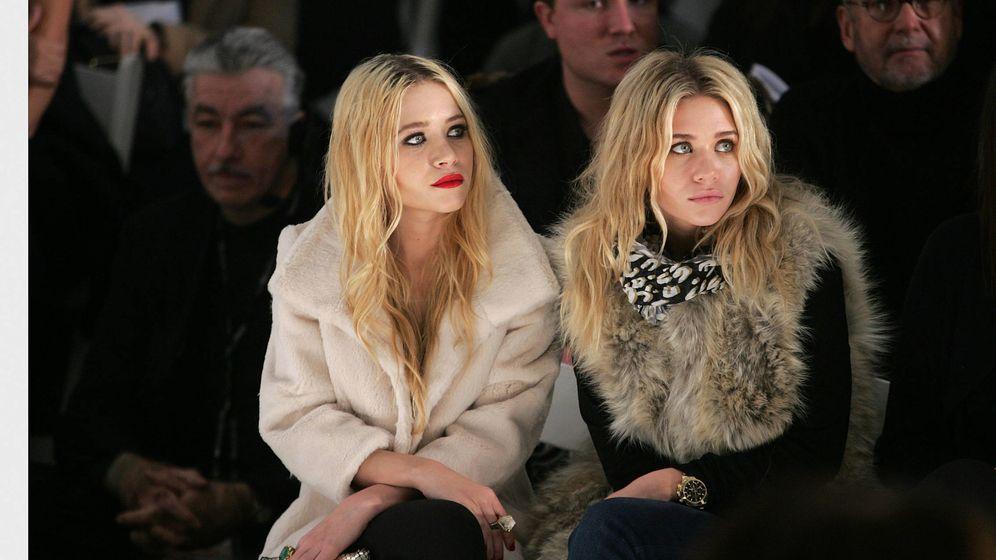Foto: Mary-Kate y Ashley Olsen. (Getty)