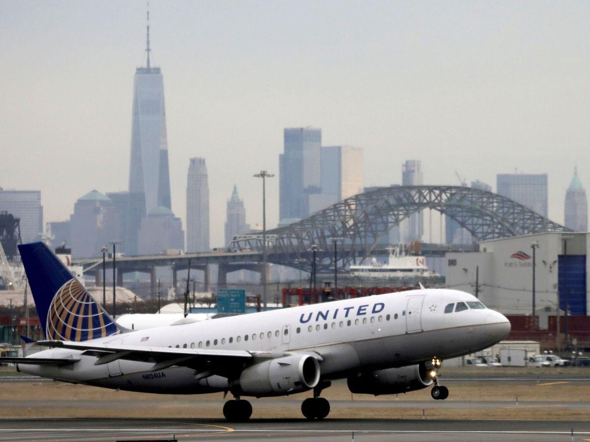 Foto: Avión de United Airlines. (Reuters)