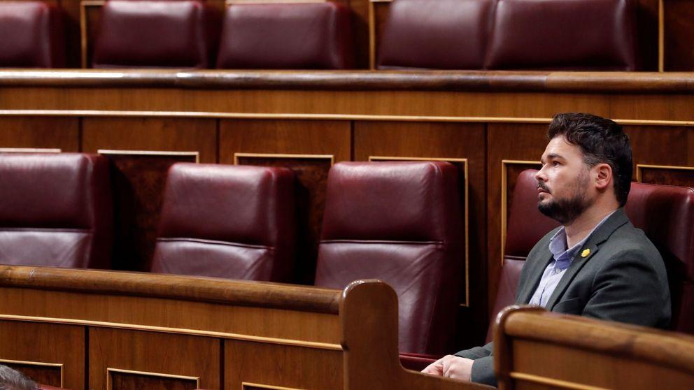 ERC se aleja de Sánchez y advierte de que no blanqueará su gestión ultranacionalista