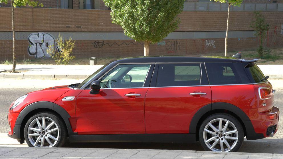 Todo el estilo y la personalidad de Mini en un coche más versátil y racional