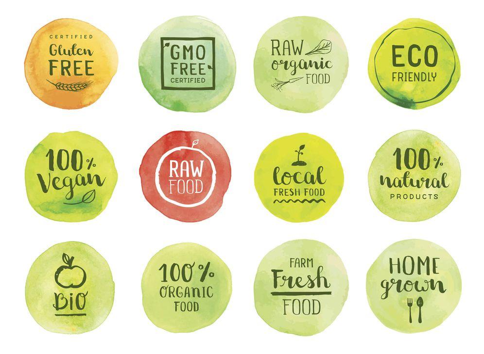 Foto: Etiquetado 'saludable'. (iStock)