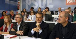 Más de la mitad de los votantes socialistas no quiere a Zapatero como candidato a las elecciones generales