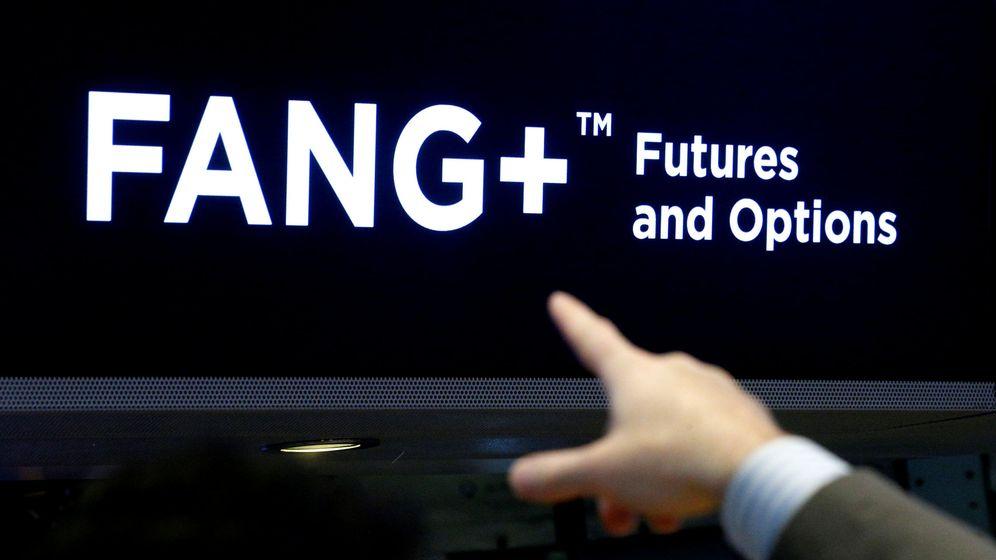 Foto: Una pantalla de la bolsa de Nueva York (EEUU). (Reuters)