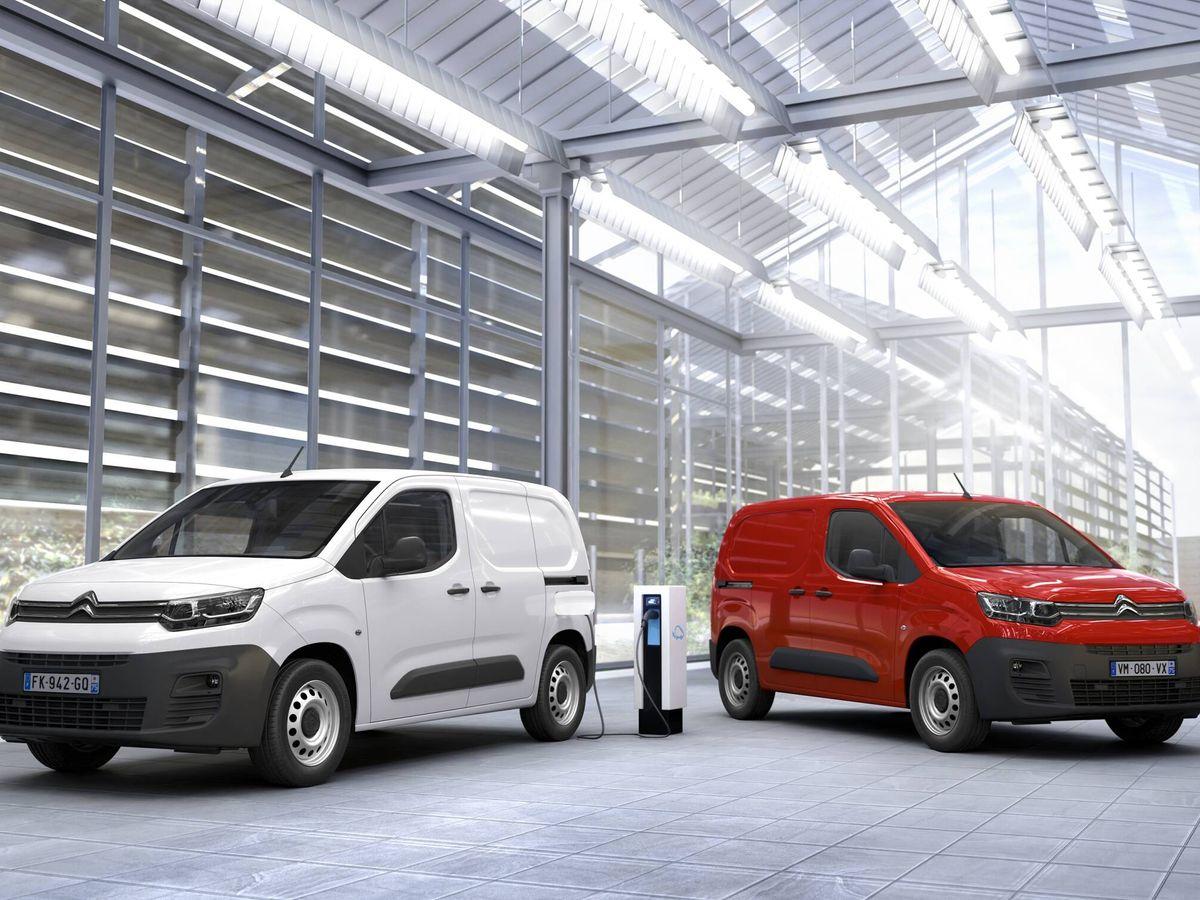 Foto: El ë-Berlingo Van eléctrico de Citroën ya tiene precio en España.