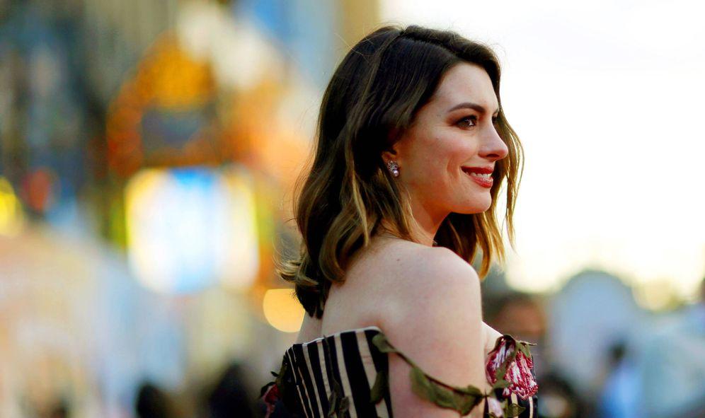 Foto: Anne Hathaway en una imagen de archivo. (Reuters)
