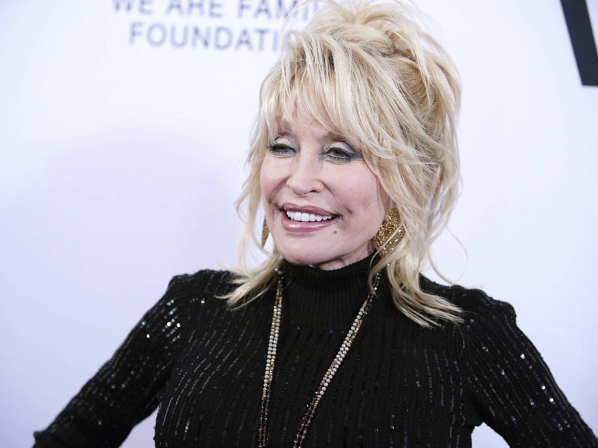 Foto:  Dolly Parton, icono. (Getty)