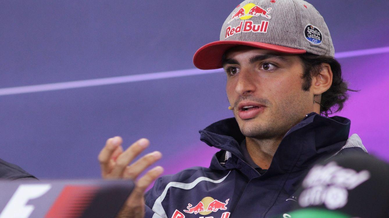 Carlos Sainz, también en la lista de Mercedes: ¿le dejaría marchar Red Bull?