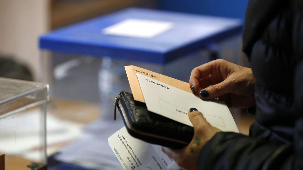 El PSOE pierde la mayoría absoluta pero gana en el Senado y Cs se queda fuera