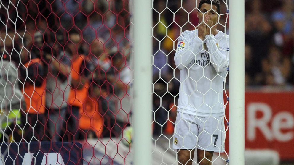 Cómo meter un gol: la idea de lo nefasto que persigue al Real Madrid de Benítez