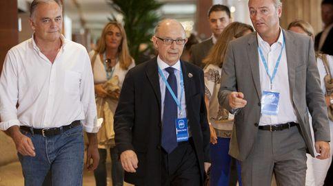 La confesión de Montoro: Fabra y Camps ocultaron 1.900 millones de déficit público