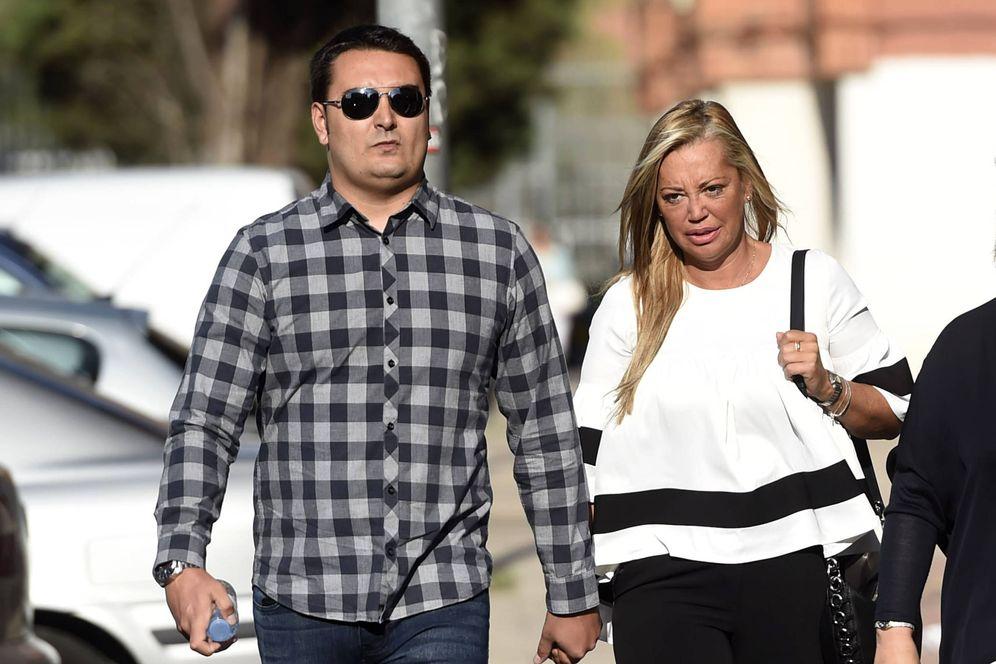 Foto: Primer día del juicio de Belén Esteban y Toño Sanchís
