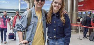 Post de Alfred y Amaia intentan sonreír a su vuelta a España: las fotos de su decepción