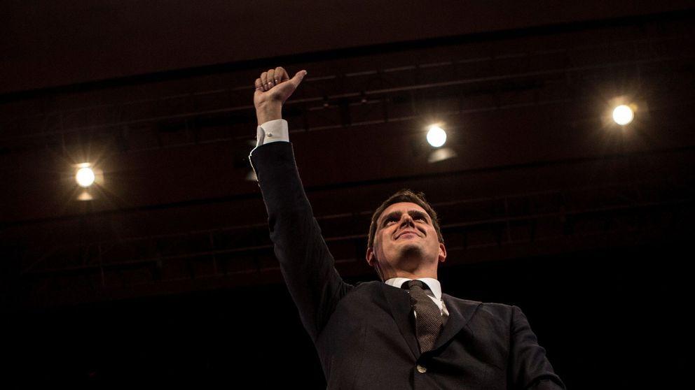 Rivera eleva la presión sobre el PSOE y recuerda que Susana Díaz gobierna con Cs