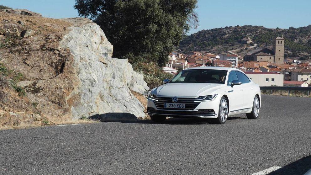 Volkswagen Arteon: no se puede viajar con más estilo en una berlina deportiva