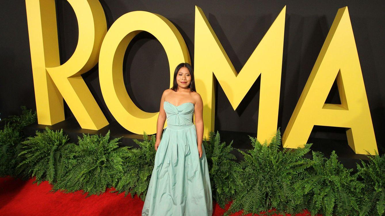 Foto: La protagonista de 'Roma' (EFE)