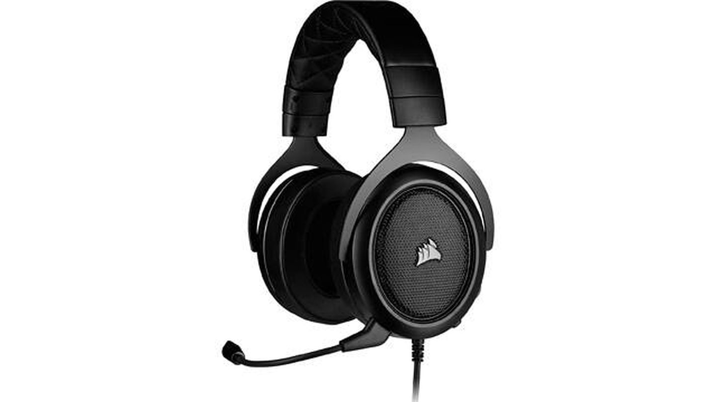 Auriculares Corsair Pro Stereo HS50 ajustables