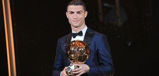 Post de Cristiano logra su quinto Balón de Oro