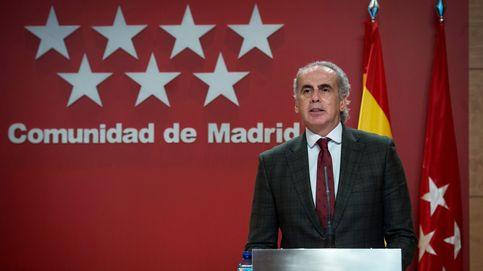 Madrid espera que el Gobierno permita hacer test en farmacias a partir de diciembre