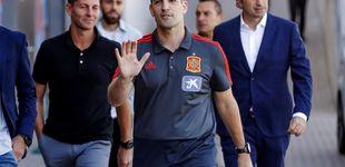 Post de La independencia de Robert Moreno en la Selección española y su medida impopular