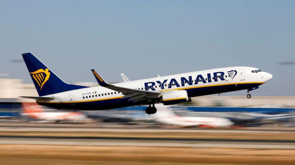 Foto: Un avión Boeing 737-8 de Ryanair. (Reuters)