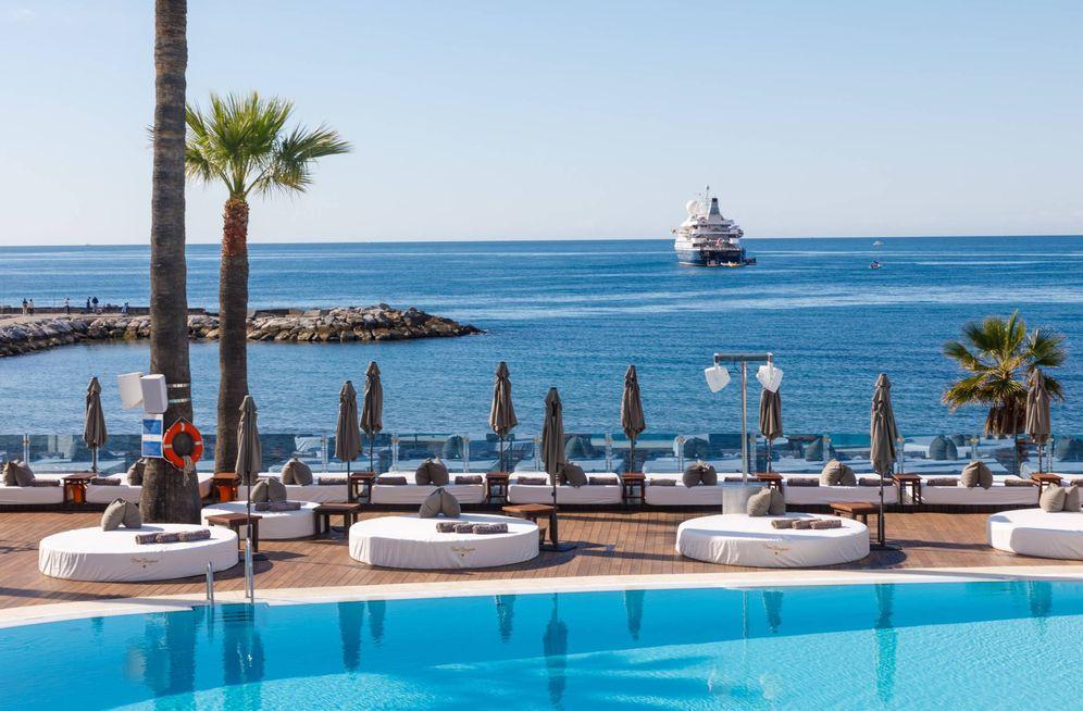 Foto: El Ocean Club te está llamando a gritos: mar, tumbona, piscina, cóctel... (Foto: Cortesía)
