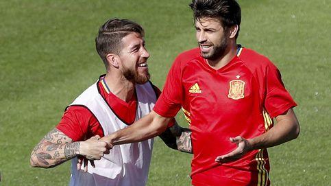 Ramos y Piqué, un matrimonio de conveniencia muy bien avenido