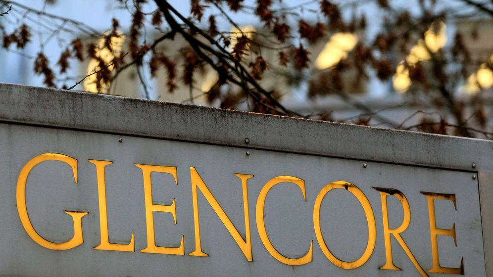 Foto: Glencore es el gigante mundial de las materias primas.