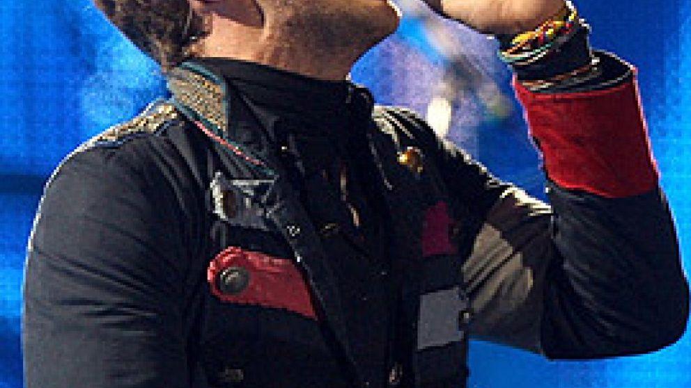65.000 barceloneses vibraron con Coldplay