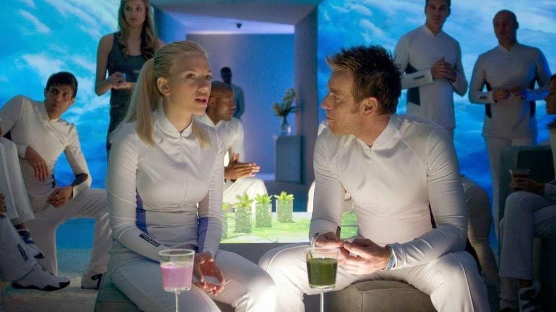 Scarlett Johansson y Ewan McGregor en 'La isla', de Michael Bay.