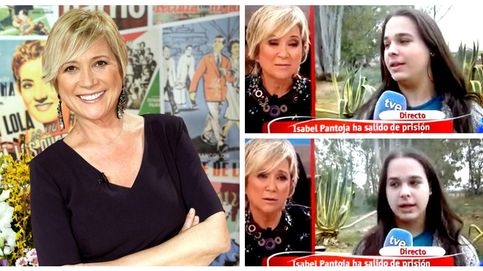 Inés Ballester enfada a un fan de Isabel Pantoja por llamarlo friki (a la cara)