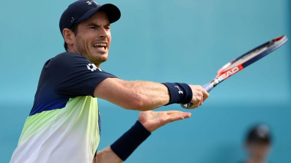 Casi un año después, Murray vuelve al tenis y cuenta cómo se hace