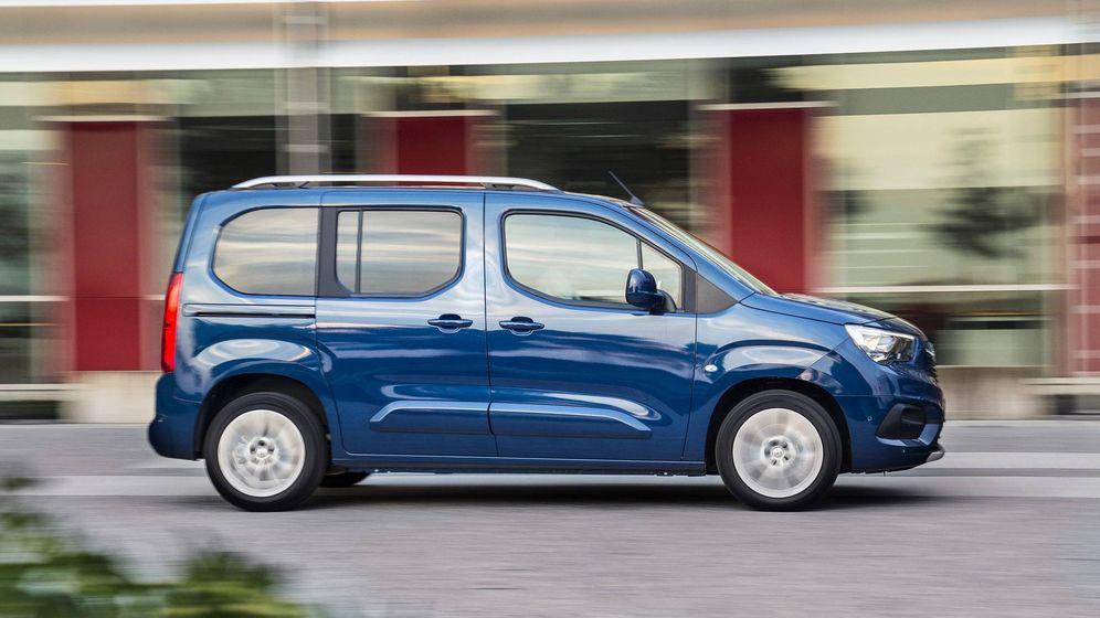 Foto: Nos sentamos al volante del nuevo Opel Combo, un vehículo que ofrece gran versatilidad de uso.