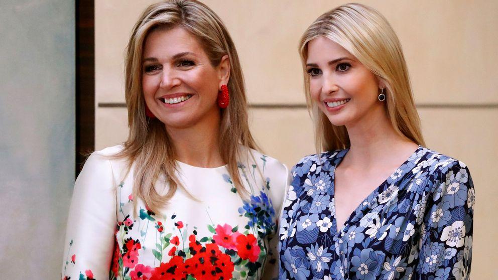 Ivanka Trump desvela por qué es una gran fan y amiga de Máxima de Holanda