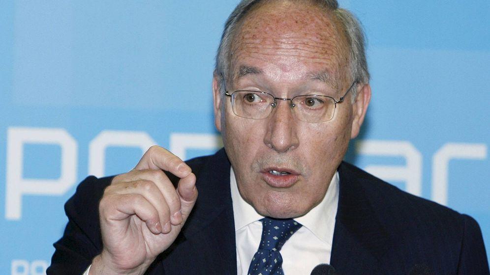 Foto: Imagen de archivo de Manuel Pizarro en 2009. (EFE)