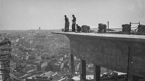 Robos, vértigo y millones: así se construyó el Edificio España
