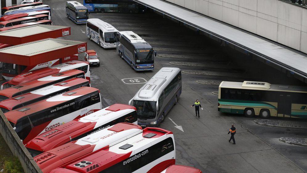 Foto: Estación Sur de Autobuses, en Madrid. (EFE)